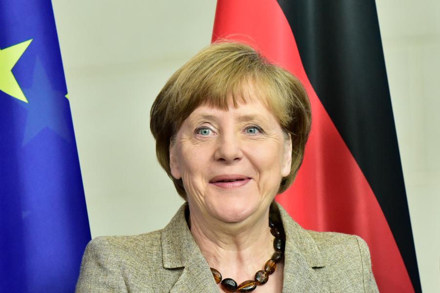 Surpise! Angela Merkel.